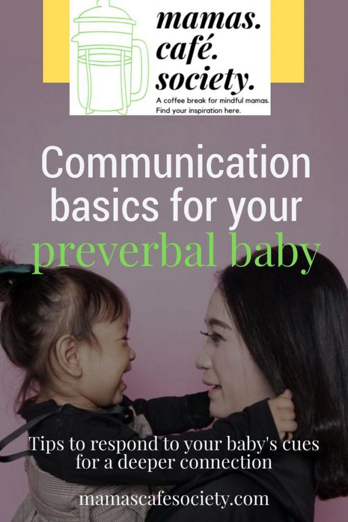 communication basics for mamas