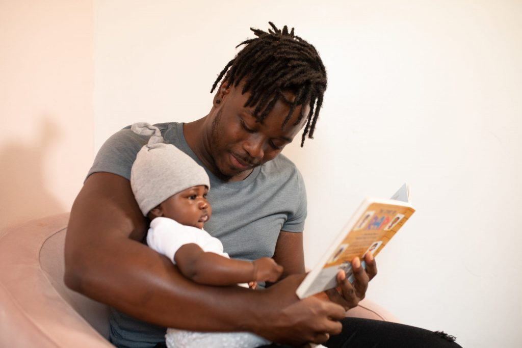 encourage language development preverbal baby
