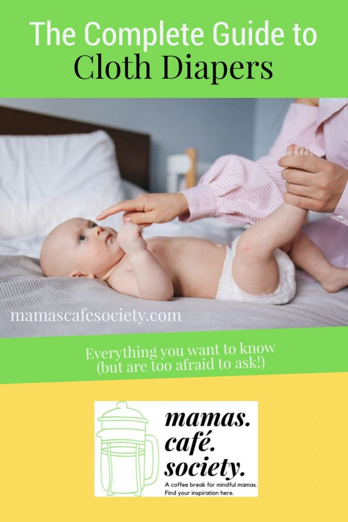 pin the complete guide to cloth diapers