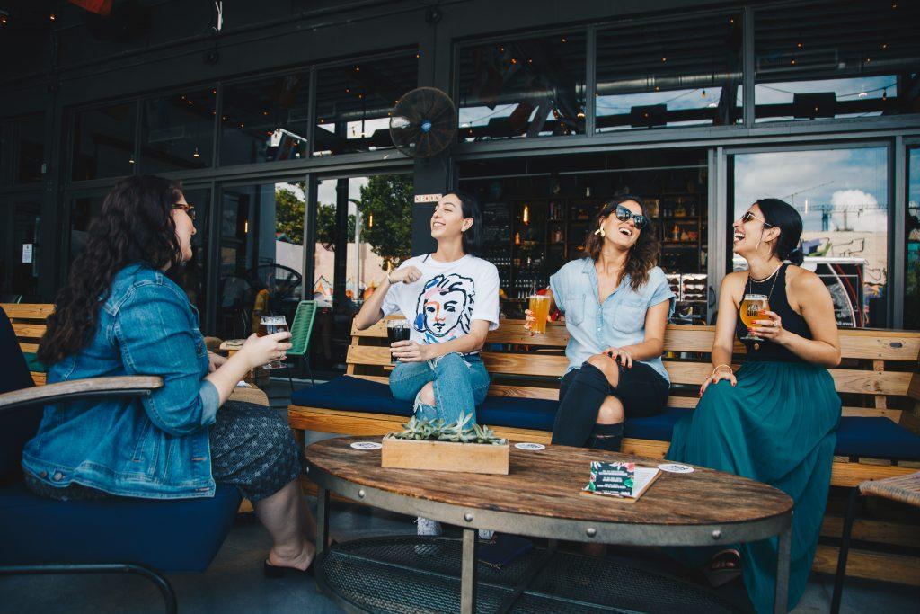 society of mamas cafe society