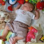 Help your baby to sleep through the night with these habits