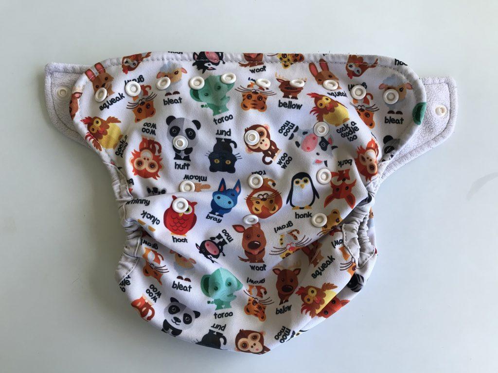 milovia cloth diaper