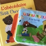 Popular French books you can easily read to your baby