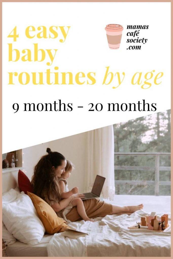 easy baby routines by age