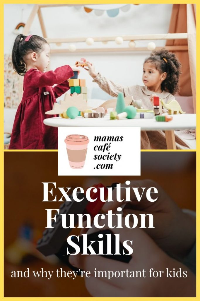 EF skills are important for kids