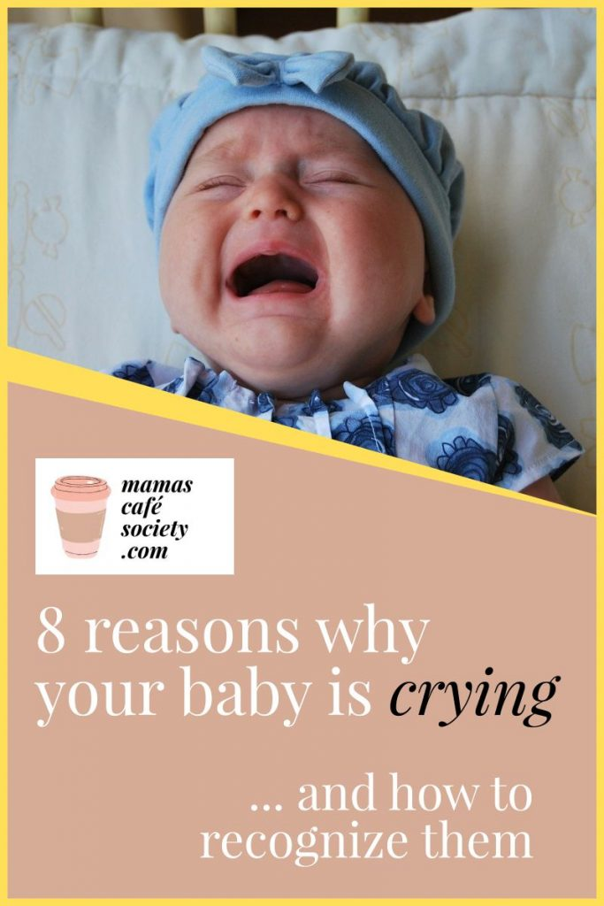 8 reasons why your baby is crying