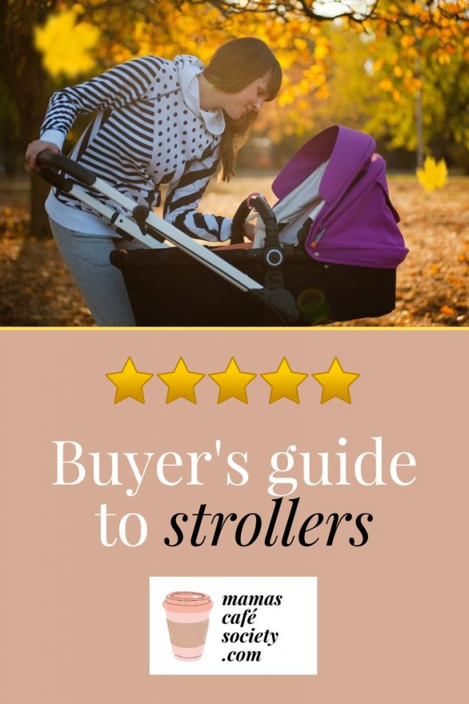 buyer's guide to strollers