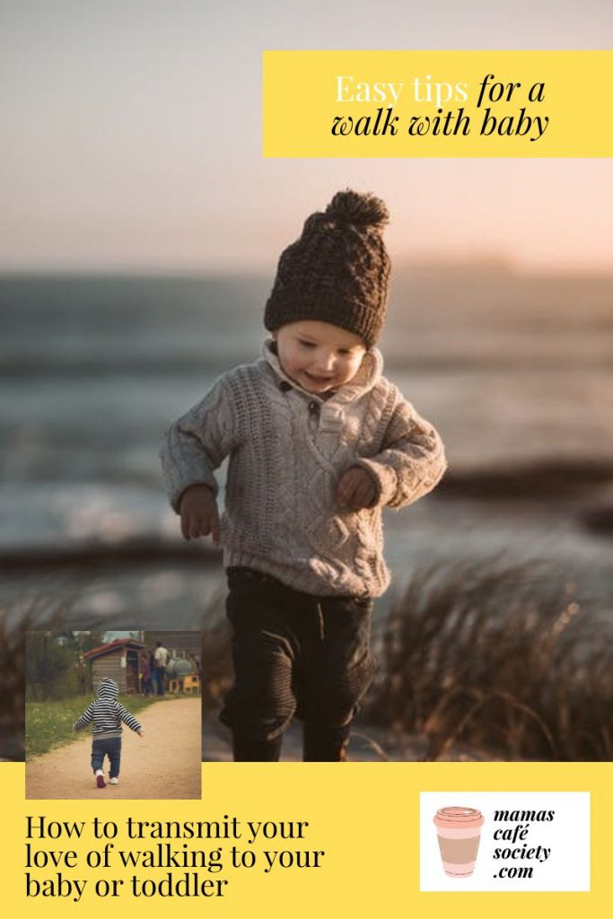 easy tips for a walk with baby