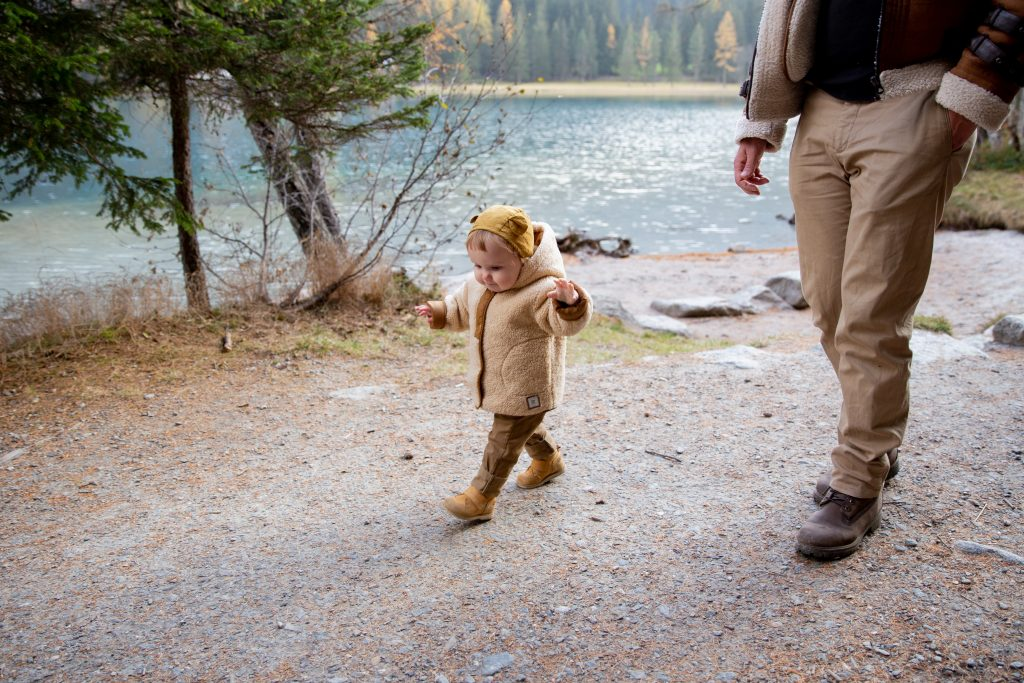 prepare your walk with baby or toddler