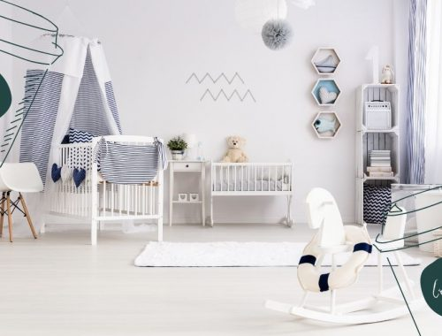 minimalist nursery ideas