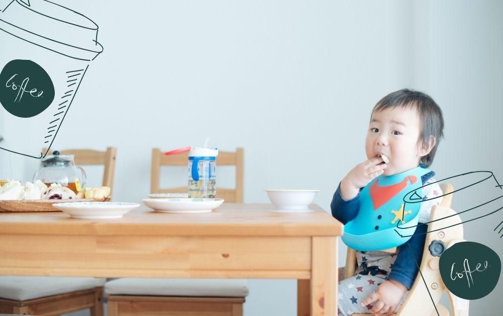 how baby will change your diet