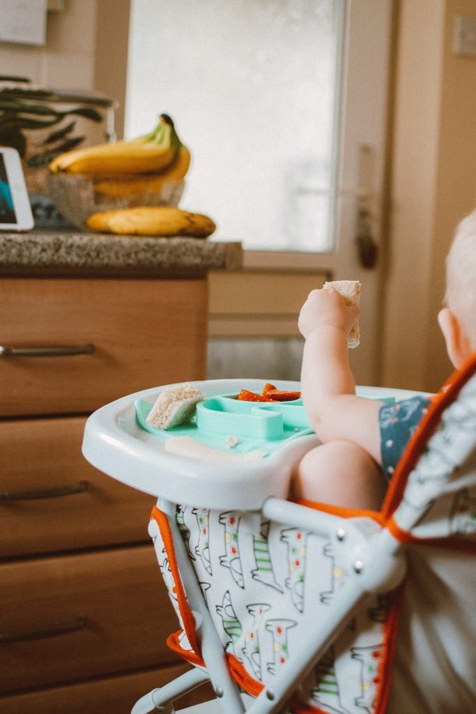 start with baby-led weaning