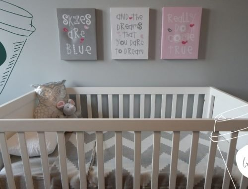 transition toddler from crib to bed
