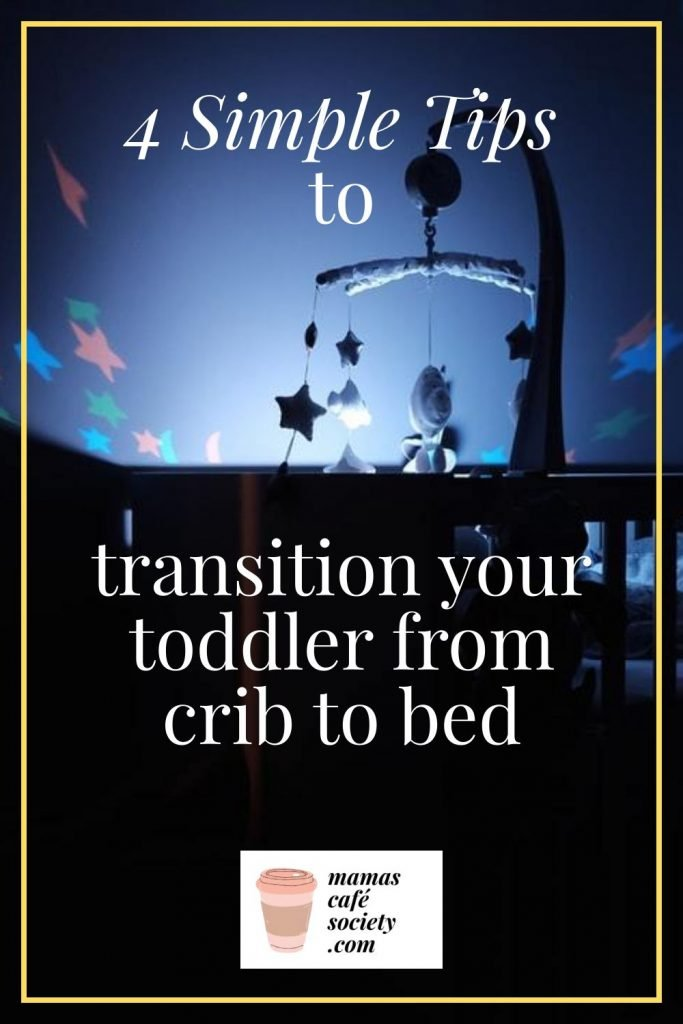steps to transition toddler to bed