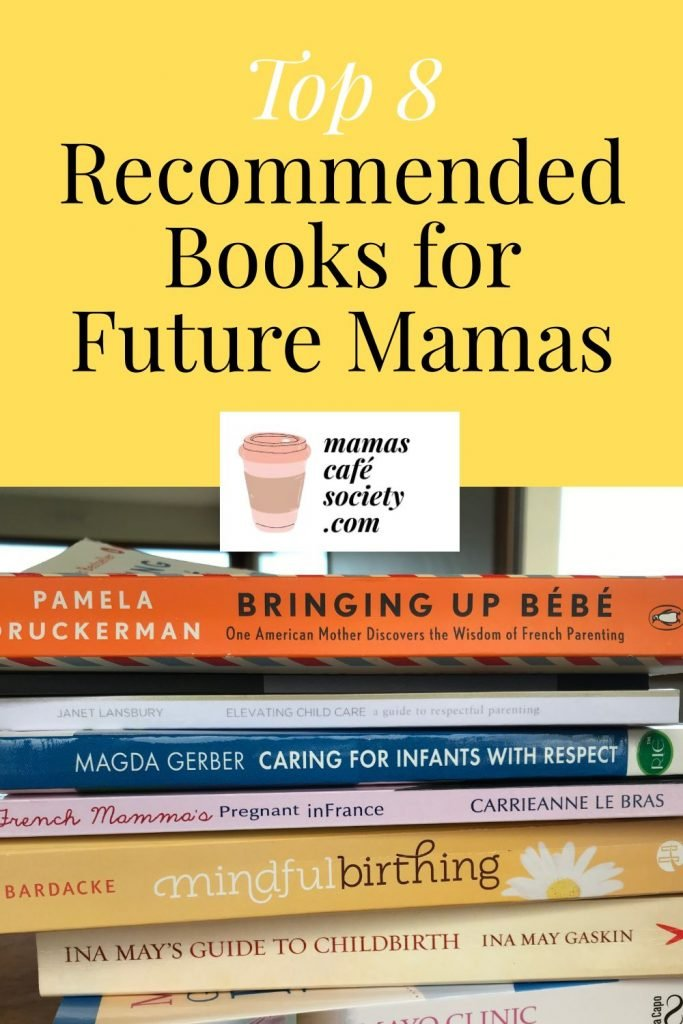 top 8 recommended books for future mamas