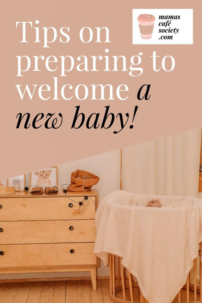 tips to prepare for new baby